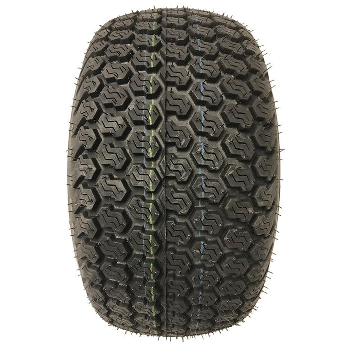 Genuine Kenda K500 Super Turf tire tread pattern.