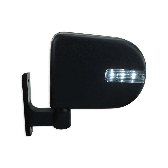 RecPro® Golf Cart Side Mirror W/ Turn Signal For EZGO RXV