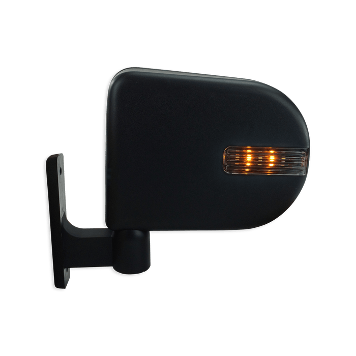 RecPro® Golf Cart Side Mirror W/ Turn Signal For Club Car Precedent