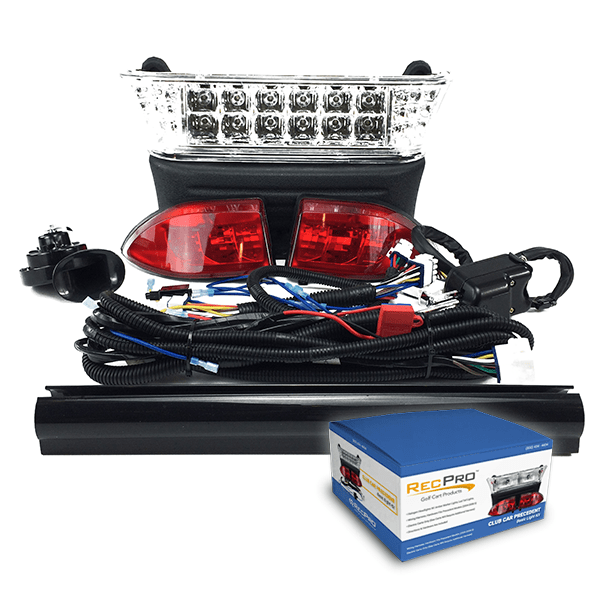 Club Car Precedent Deluxe Street Legal* All LED Light Kit