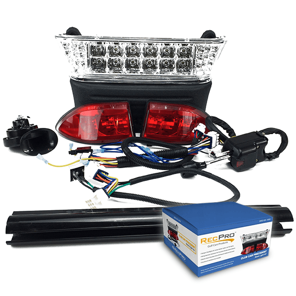 Club Car Precedent Deluxe LED Light Kit