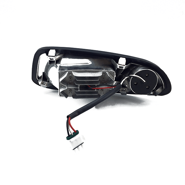 EZGO RXV LED Headlight Back View