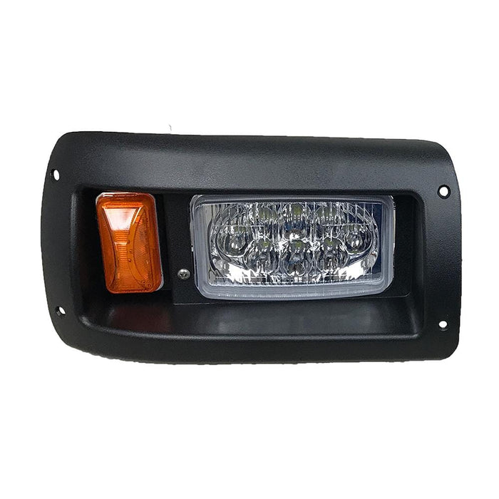 Club Car DS LED Headlight Replacement Assembly Passenger Side