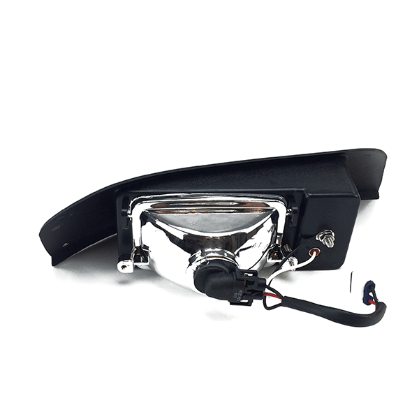 EZGO TXT Halogen Headlight Back View