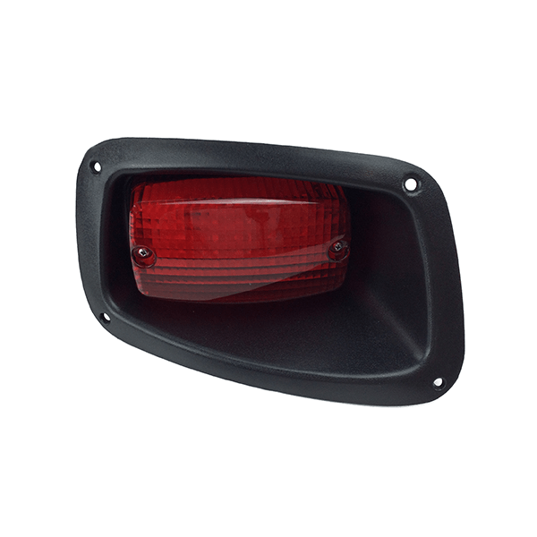 EZGO TXT LED Taillight Front View