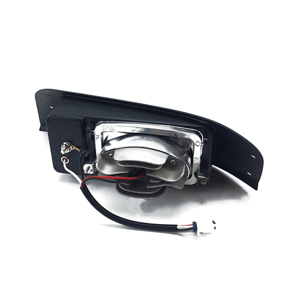 EZGO TXT LED Light Kit Headlight Back View