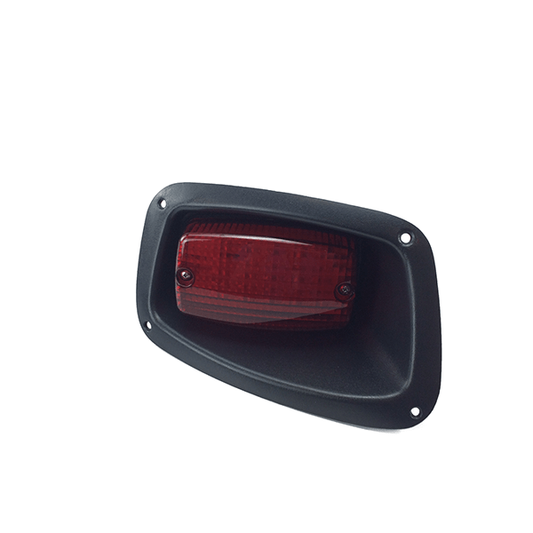 EZGO TXT LED Light Kit Tail Light Front View