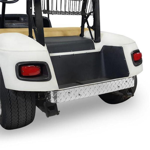 EZGO TXT ATP Rear Bumper Cover .056 Gauge Polished