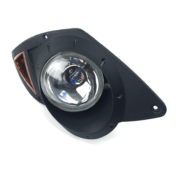 Yamaha Drive Halogen Headlight Assembly Front View