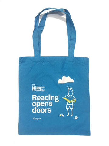 ILF cotton library bag