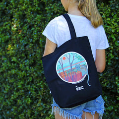 Arabana Art Tote Bag (Possum Design)