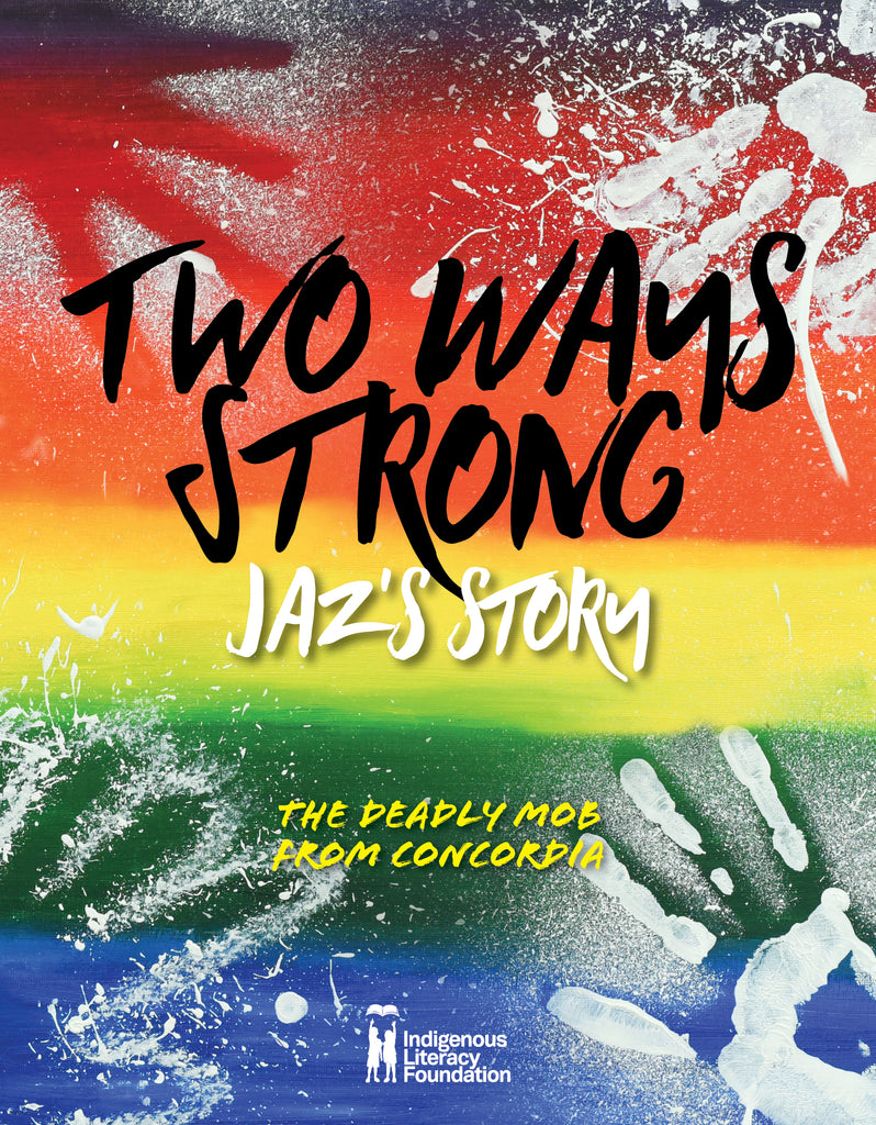 Two Ways Strong - Jaz's Story