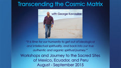 Transcending The Cosmic Matrix: Tour 2015