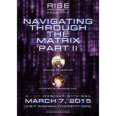 Navigating Through The Matrix Part 2