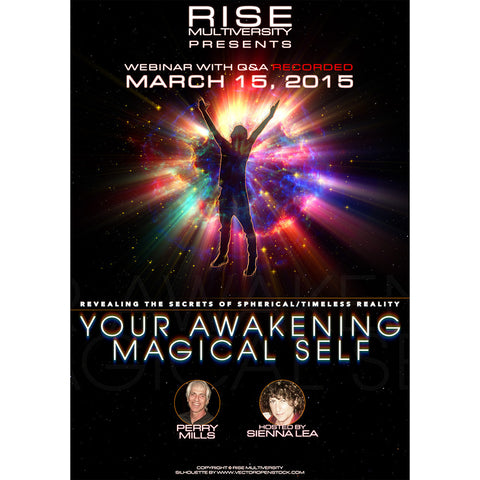 Your Awakening Magical Self (Replay)