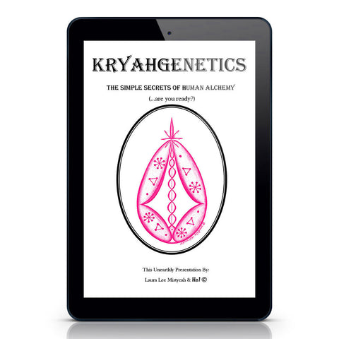 Kryahgenetics (eBook) 2nd Edition