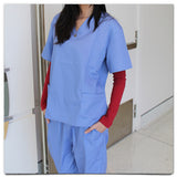 Scrub sleeves. Scrubs sleeves. Sleeves for scrubs.