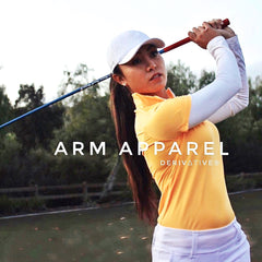 arm sleeves for golf arm warmers
