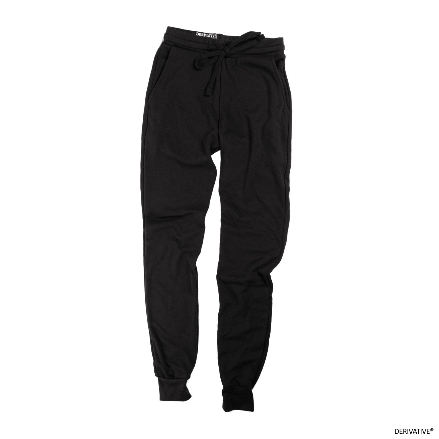 54081922f Organic Cotton & Recycled Polyester Unisex Joggers. Derivative