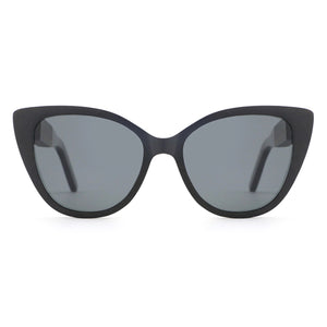 womens cat eye smokable pipe sunglasses