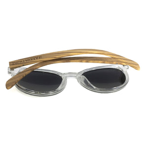 wood sunglasses for women polarized