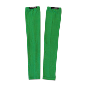 green arm sleeves
