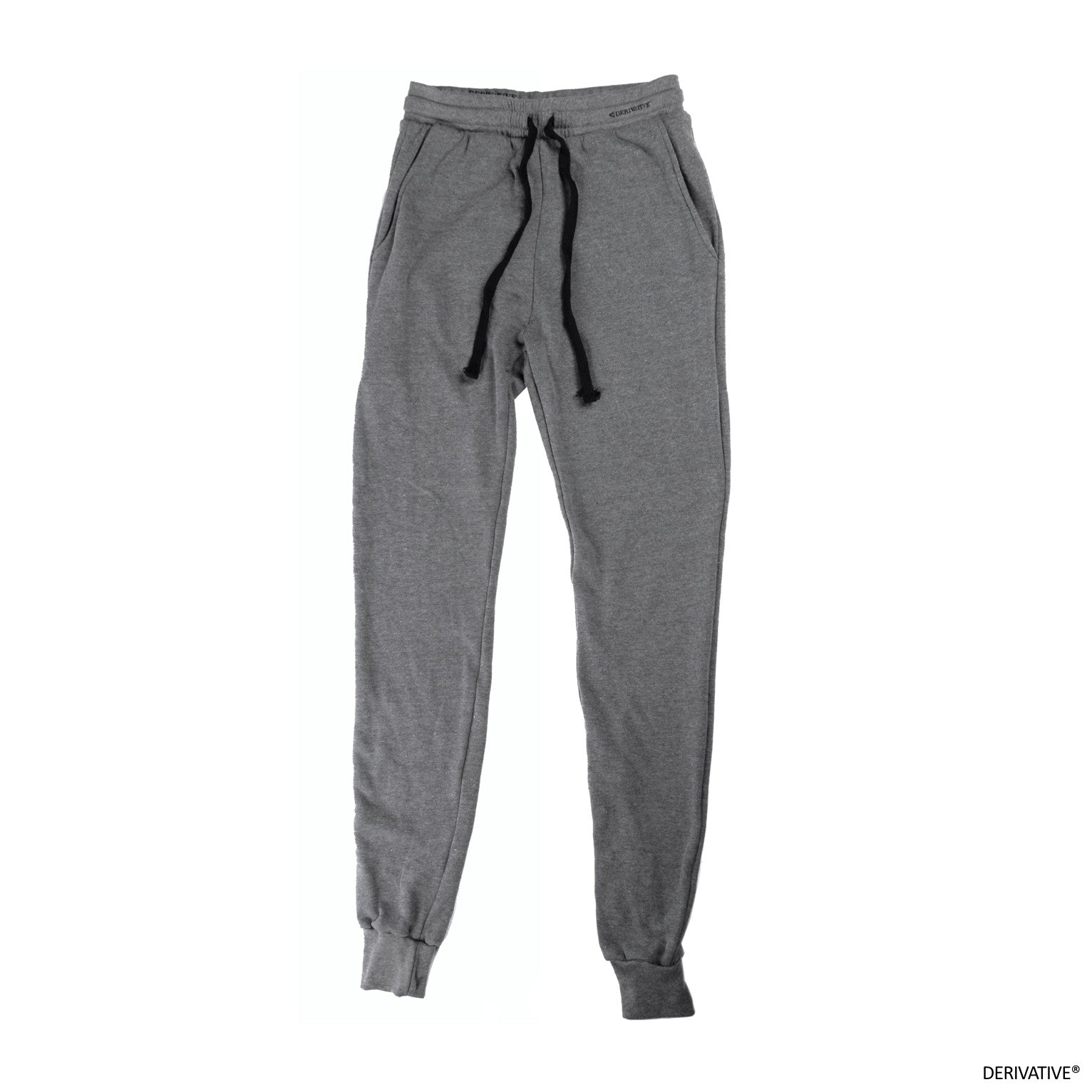 outlet store shop reasonably priced Organic Cotton Joggers - Heather Grey
