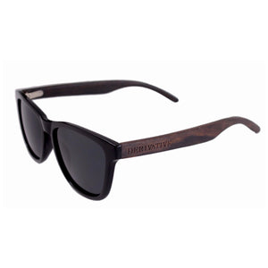 polarized wood sunglasses for women and men