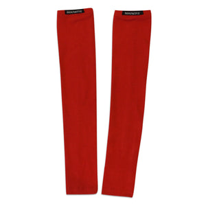 red arm sleeves arm warmers