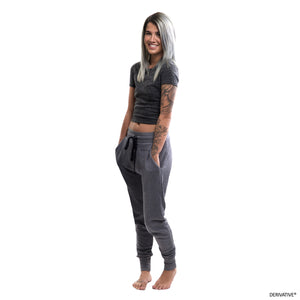 womens joggers women love, shanley mcintee in best jogger sweatpants for men & women by derivativeapparel