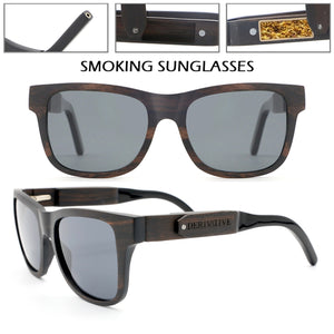 smoking pipe sunglasses