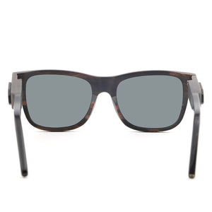 polarized wood sunglasses