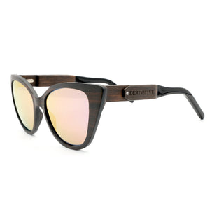 polarized wooden sunglasses womens