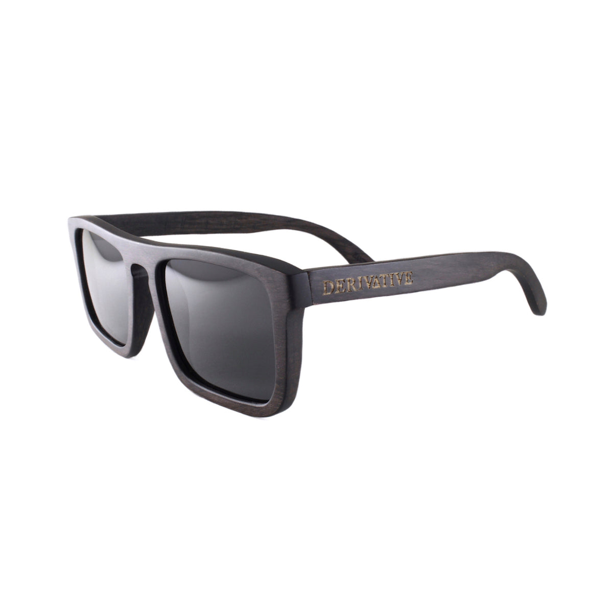 379c33fa6ee polarized black wood sunglasses that float ...