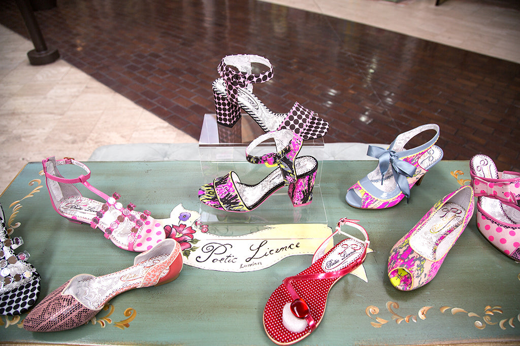 poetic licence spring 2015 shoes blog