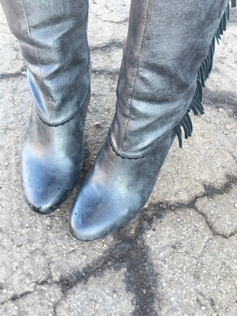 poetic licence freeway fringe boots blog shoes