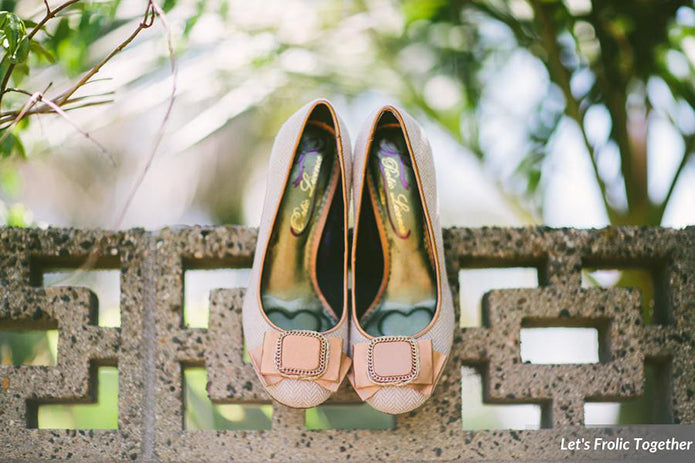 poetic licence shoes blog wedding bride style