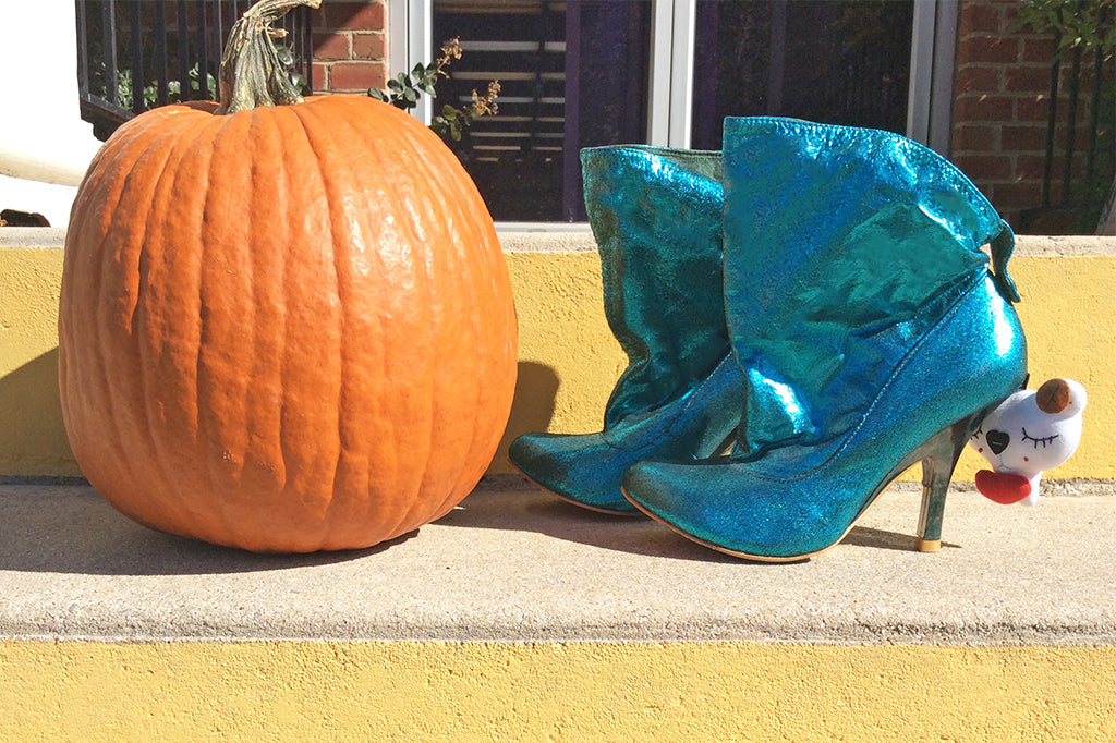 Irregular Choice shoes can make the perfect finishing touch to any Halloween costume!