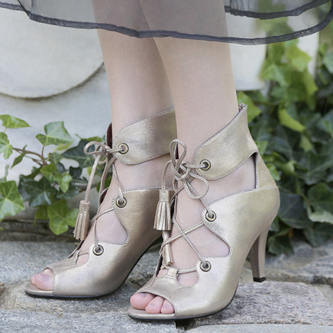 INCHED IN LOVE in NEW BRONZE Shooties