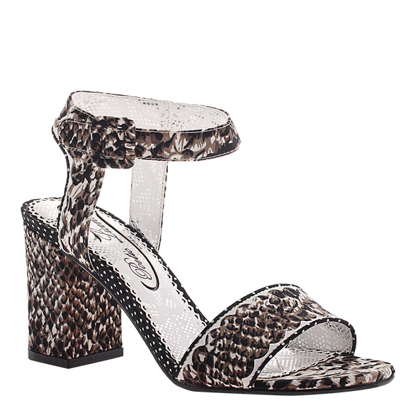 Poetic Licence, Bay Breeze, Mint, Square heel sandal with ankle strap and buckle