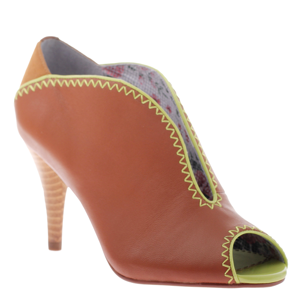 Poetic Licence, All or Nothing, Tobacco, Stiletto bootie