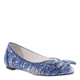 GET READY in ROYAL BLUE Ballet Flats