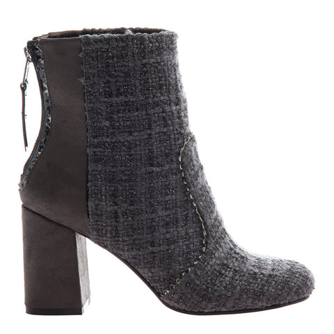 TOP THAT in DARK GREY Mid-Shaft Boots