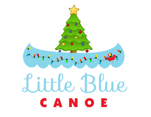 Little Blue Canoe