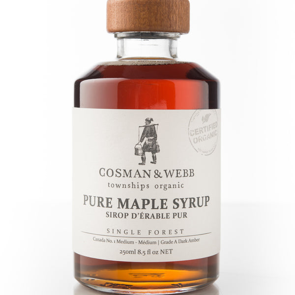 Cosman & Webb Townships Organic Maple Syrup - 250ml