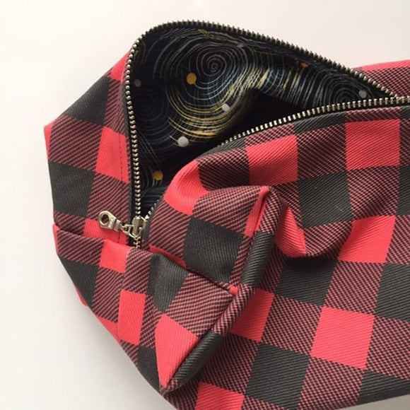 Buffalo Plaid Lifestyle Bag