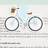 Bicycle Magnetic Bookmark