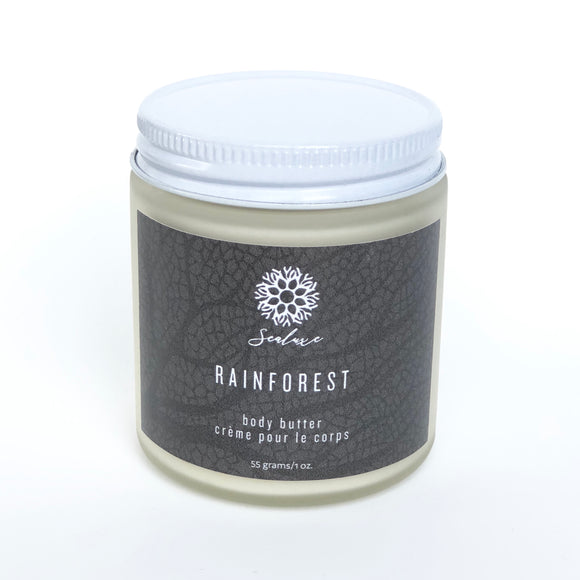 Rainforest Whipped Body Butter