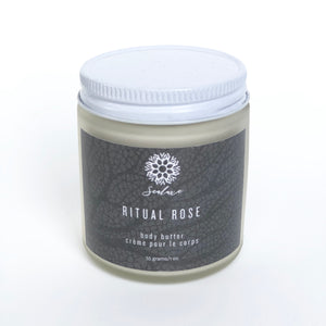 Ritual Rose Whipped Body Butter