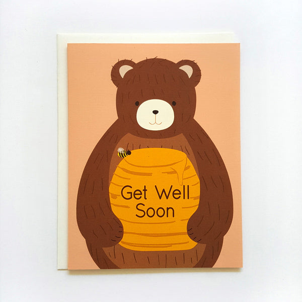 Get Well Soon Bear